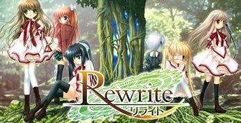 Rewrite リライト PS3 Keyに関連した画像-01