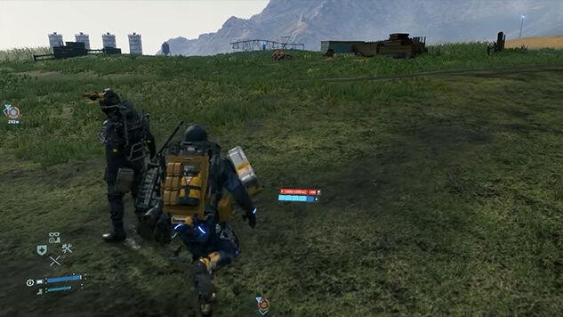 デス・ストランディング 儀式の人 メタルギアソリッド MGSV ミュール戦 スーパープレイ 動画に関連した画像-03