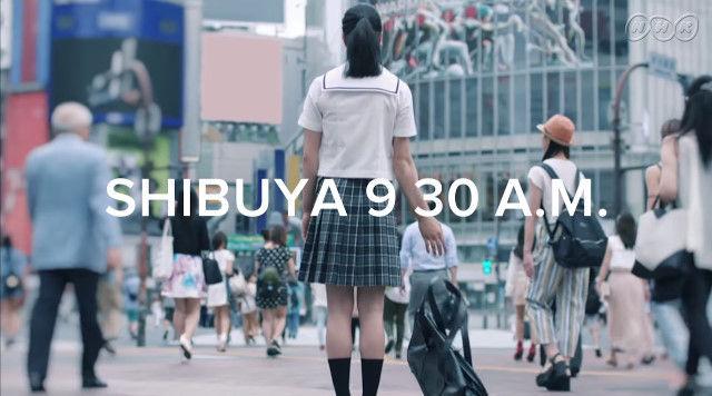 東京五輪PV 制服JK 性的アイコンに関連した画像-01