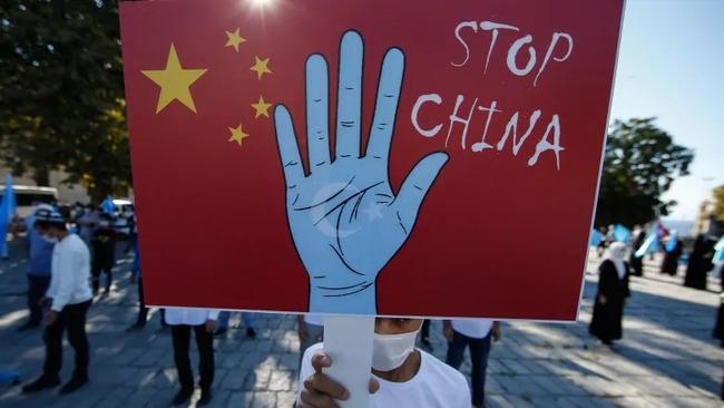 【は?】日本政府「アメリカが中国のウイグル族に対する扱いをジェノサイド認定したけど我々は認めません」