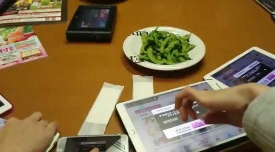 オタク ガチャ 中華テーブル ターンテーブル デレステ アイマス 二次会に関連した画像-04