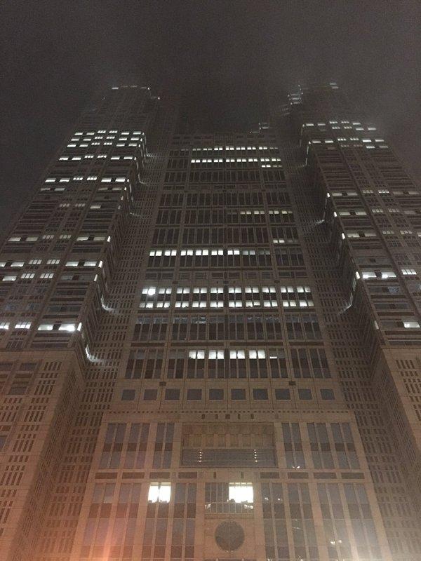 神秘的 濃霧 東京 首都圏 RPG ラストダンジョン ホラー 夜景に関連した画像-10