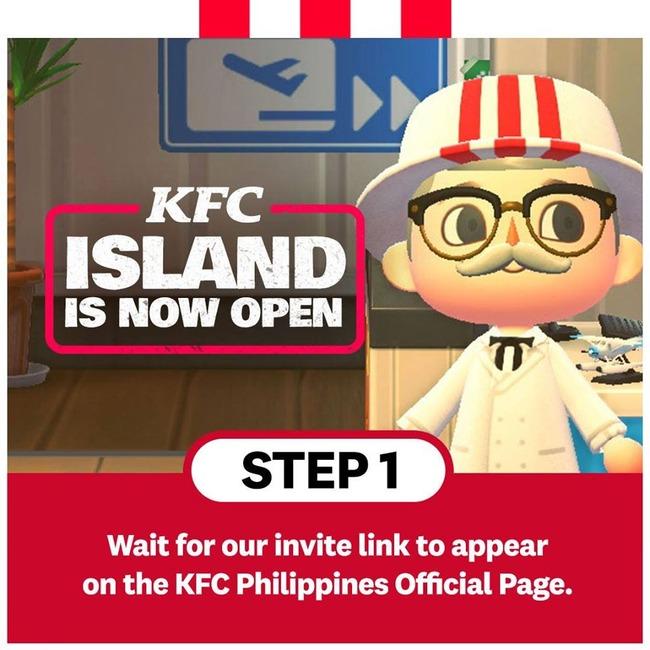 ケンタッキー KFC どうぶつの森に関連した画像-04