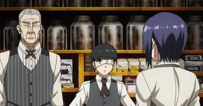 東京喰種 喫茶店 コラボ あんていく 渋谷駅 オープン 期間限定に関連した画像-01