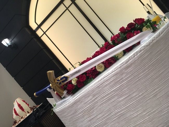FGO 妹 結婚式 ウェディングケーキ レイドバトル バルバトスに関連した画像-03