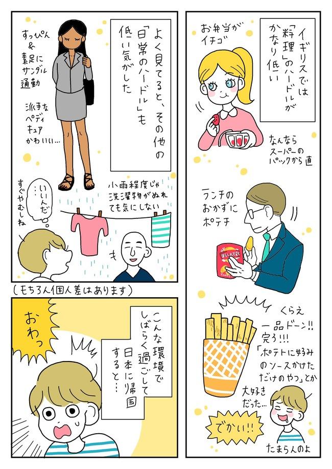 日本 ハードル イギリス 料理 暮らすに関連した画像-03