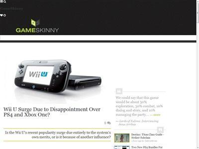 WiiU PS4 XboxOneに関連した画像-02