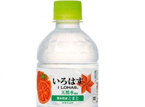 いろはす い・ろ・は・す トマト 新商品 熊本県 トマトエキス ナトリウム ラインナップ コカ・コーラシステムに関連した画像-01