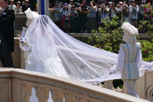 西又葵 結婚式 ディズニーランド シンデレラ城 イラストレーター 三宅淳一に関連した画像-06