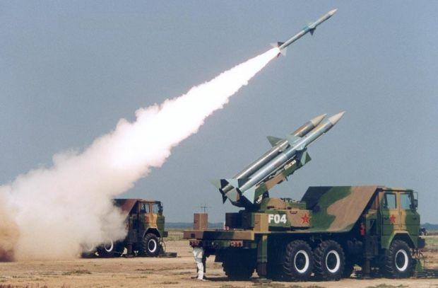 【は?】韓国軍さん、うっかり地対空ミサイルを発射してしまう