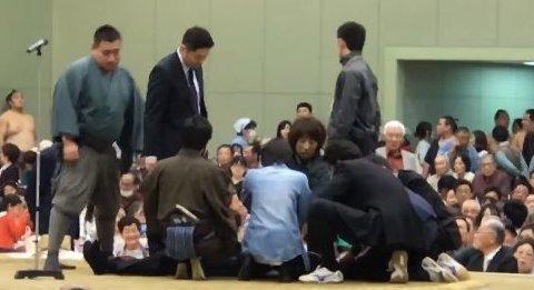 大相撲 人命救助 女人禁制 土俵 神事に関連した画像-01