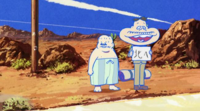 おそ松さん 死因 死亡説 主線 青に関連した画像-05