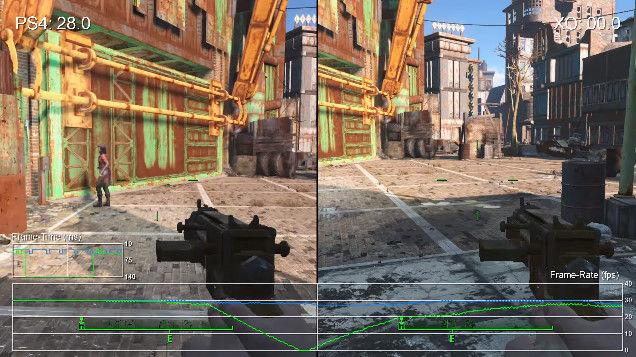 フォールアウト4 動画 fps 計測 PS4 XboxOne ベセスダ・ソフトワークスに関連した画像-07