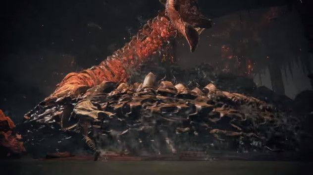 ダークソウル3 動画 ロンチトレーラー ボスに関連した画像-20