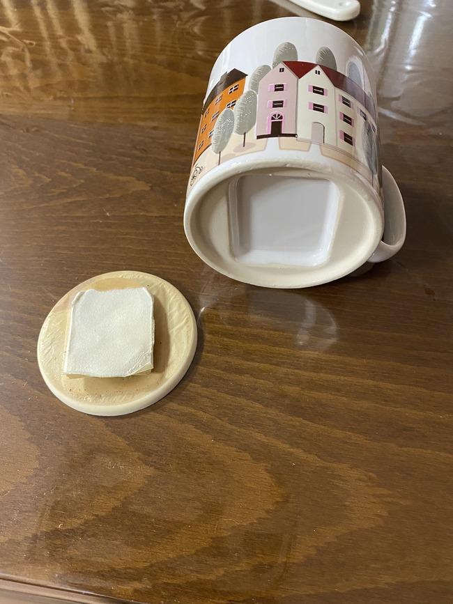 ツイッター マグカップ 底 剥がれる 機械に関連した画像-02