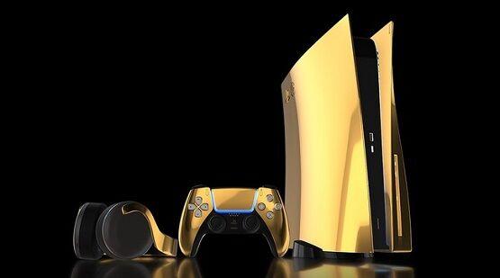 純金PS5開封動画に関連した画像-01
