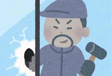 新型コロナウイルス 学校 休校 泥棒 愛知に関連した画像-01