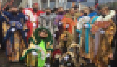 北九州 北九州市 新成人 成人式 修羅の国 手荷物検査 警察 馬 武装に関連した画像-01