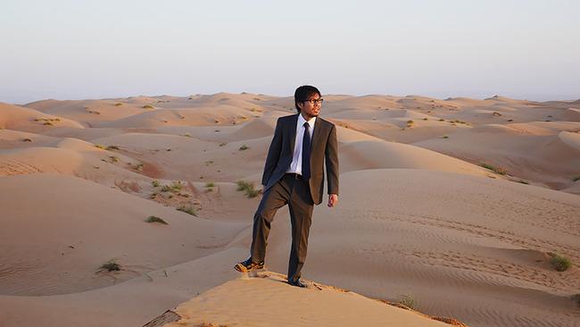 マスターキートン 砂漠 スーツ 検証 に関連した画像-05