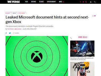 廉価版XboxLockhartスペックに関連した画像-02
