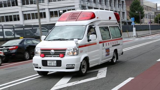 救急車 いたずら 逮捕に関連した画像-01