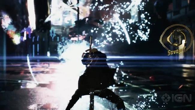 デビルメイクライ5 ゲームプレイ映像 gamescomに関連した画像-01