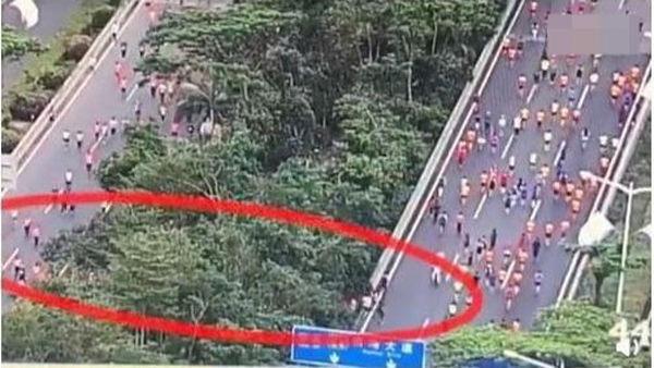 中国 マラソン 不正に関連した画像-03