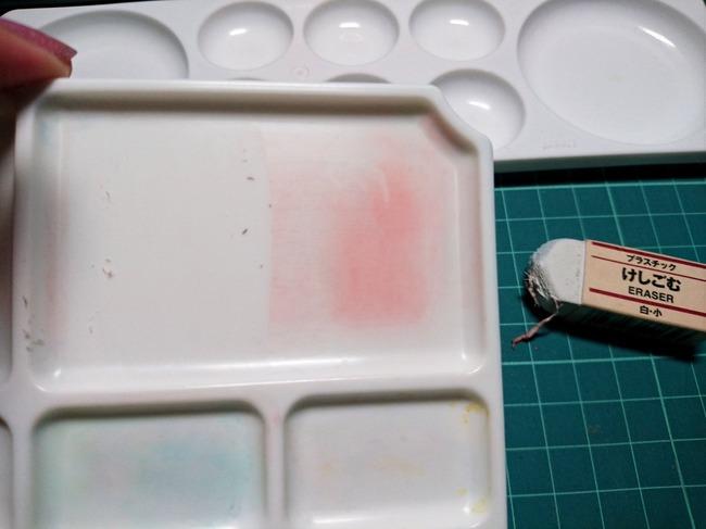 パレット 汚れ 消しゴムに関連した画像-04