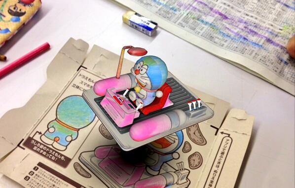 ドラえもん3Dぬりえに関連した画像-02