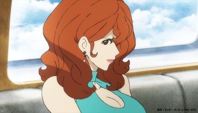 アニメ キャラクター セクシー ヒロイン ランキングに関連した画像-03