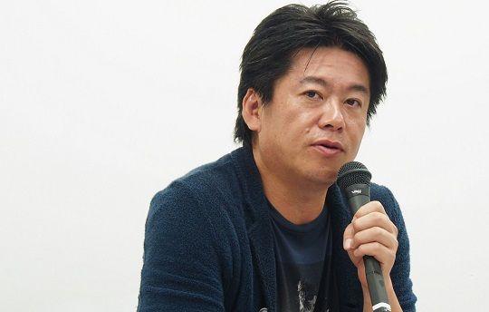 ホリエモン氏「ヴィーガンを放っておくとテロリストになる説濃厚 日本では勢力小さいうちに芽は摘んでおくべき」