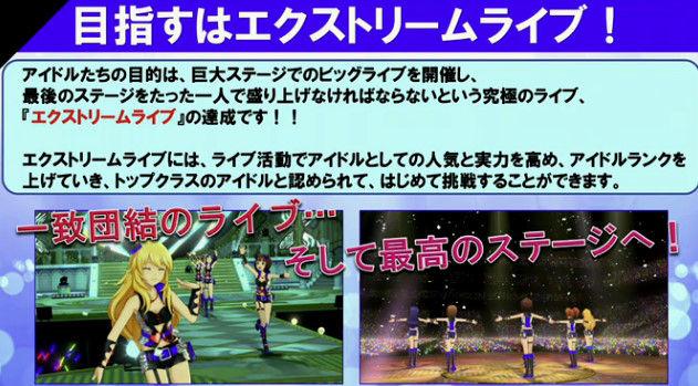 アイドルマスター プラチナスターズ PV PS4に関連した画像-04