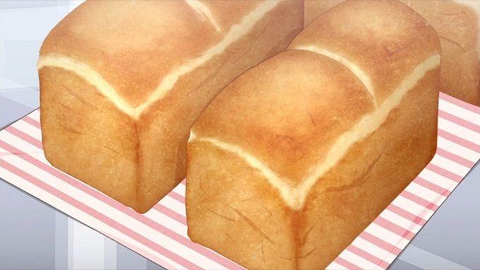パンでpeace パン作り