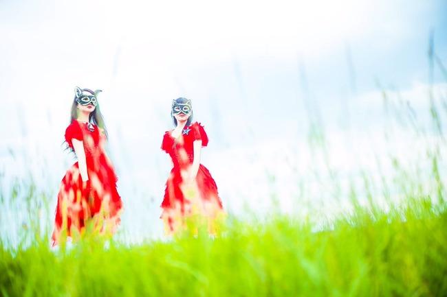ClariS 写真集 クラリス アイドルユニット 顔出し禁止 正体不明に関連した画像-02