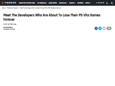 ソニー PS3 PSVita PSP ストア 閉鎖 開発者 損失に関連した画像-02