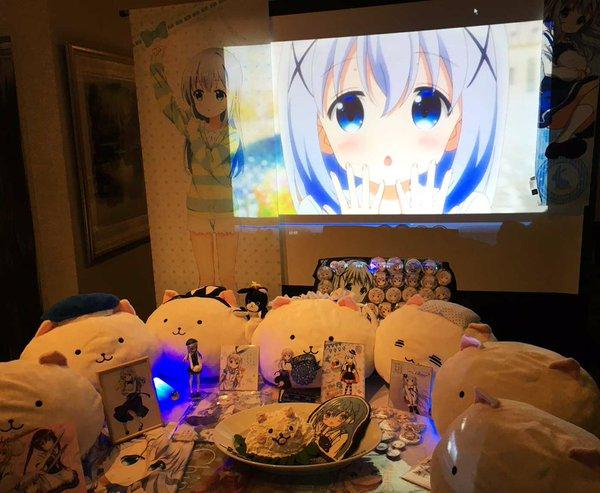 ご注文はうさぎですか? ごちうさ チノちゃん 香風智乃 生誕祭 ミラクルガールズフェスティバル 誕生日 特別仕様に関連した画像-05