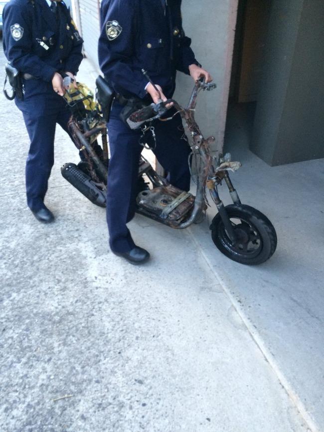原付バイク 盗まれる 警察 引取 状態 に関連した画像-02