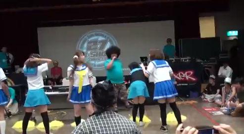 らきすた ダンス 乱入 オタク RAB 涼宮あつき ダンサーに関連した画像-02