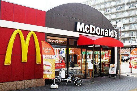 マクドナルド 店員 カウンター 動画に関連した画像-01