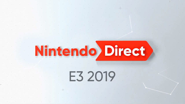 E3 2019 ニンテンドーダイレクト 任天堂に関連した画像-01