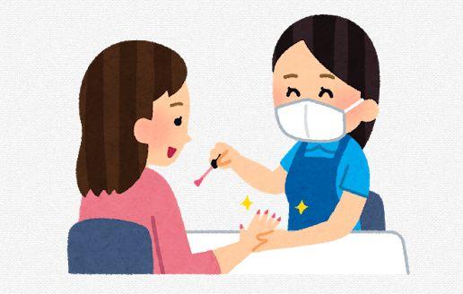 新型コロナウイルス ネイル 陽性に関連した画像-01