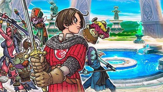 『ドラゴンクエスト10』Wii版のサービス終了を発表!!PS4版を夏、スイッチ版を夏〜秋に発売予定!