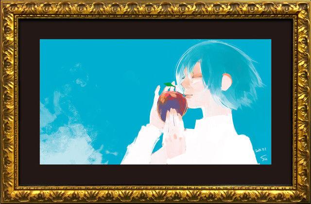 トーキョーグール 東京喰種 Twitter画展 新宿駅 石田スイ ツイッター イラストに関連した画像-04