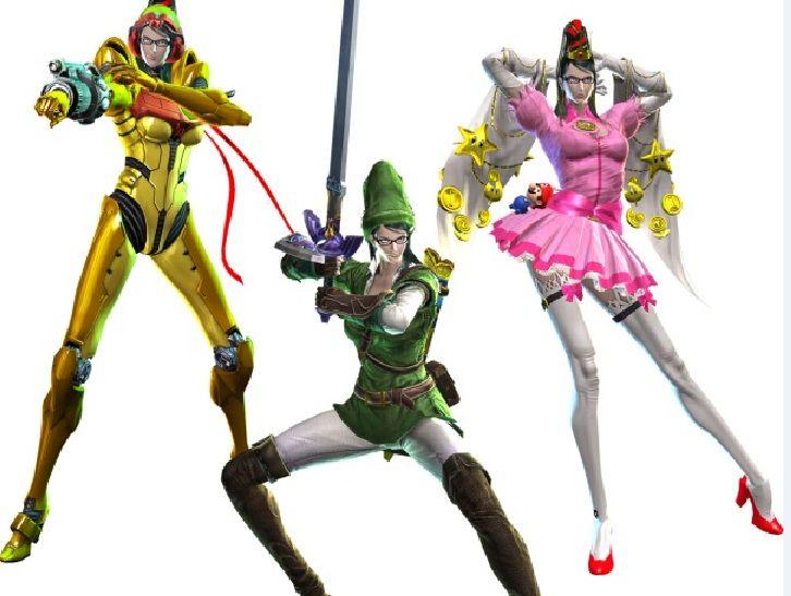WiiU ベヨネッタ2 100万本に関連した画像-01