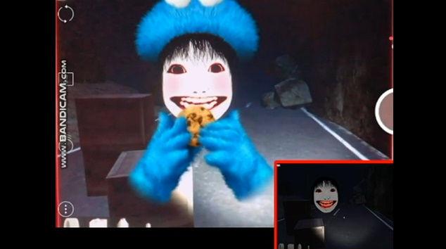 恐怖の森 SNOW 実況 加工 ホラーゲーム ルフィに関連した画像-10