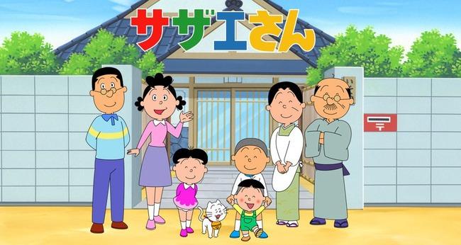 【悲報】国民的アニメ『サザエさん』、アフレコ無期限中止に