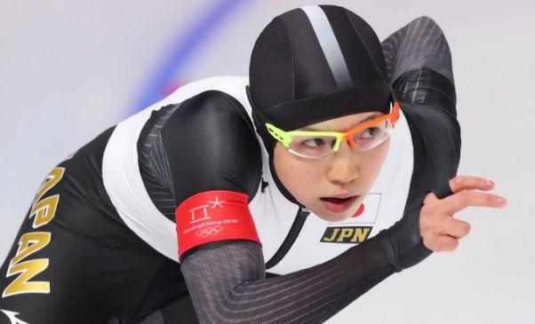 スピードスケート 女子 平昌五輪 小平奈緒 金メダル オリンピックレコードに関連した画像-01