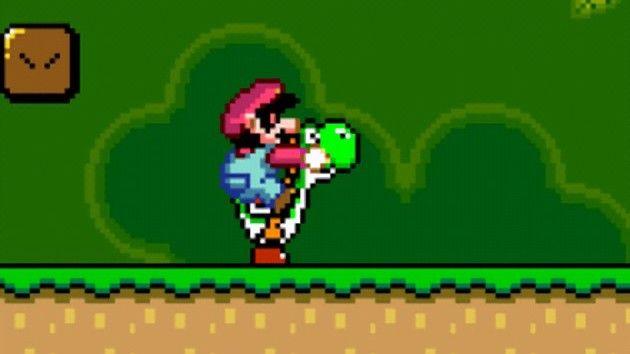 マリオ スーパーマリオワールド 任天堂 スーパーファミコンに関連した画像-01