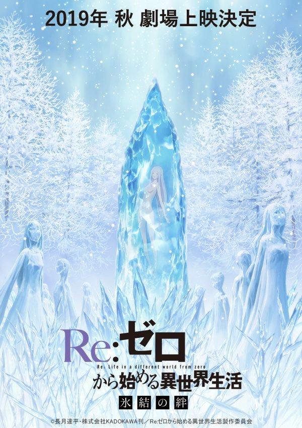 リゼロ劇場上映氷結の絆に関連した画像-02