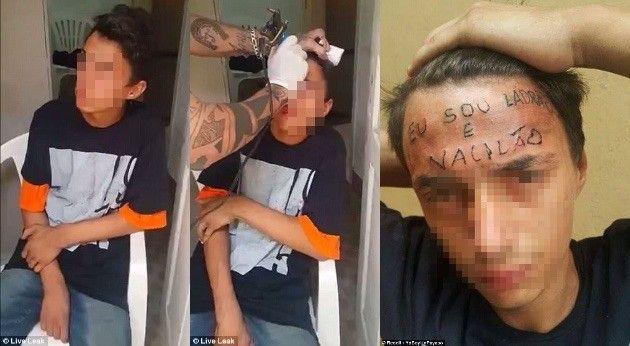 入れ墨 タトゥー 盗難 ブラジルに関連した画像-03
